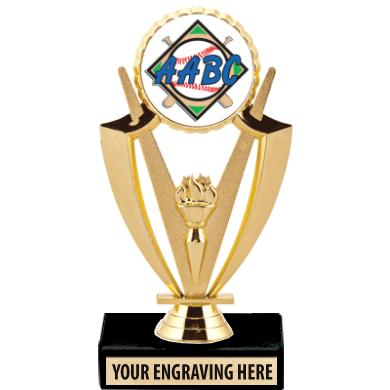 AABC Victory Insert Trophy