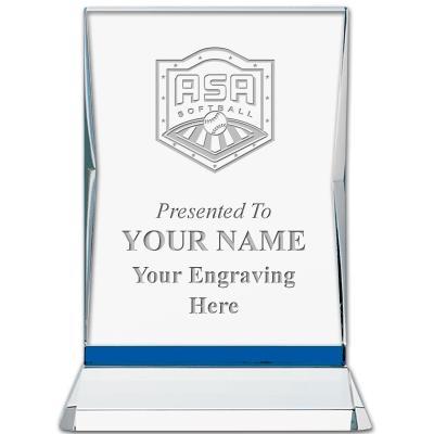 ASA Sapphire Illumination Crystal Award