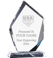 USA Softball Apex Crystal Awards