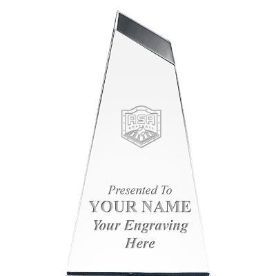 ASA Emperor Acrylic Award