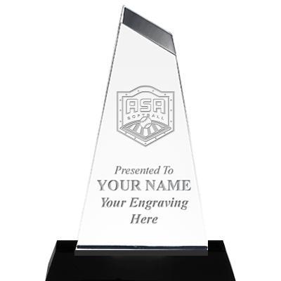 ASA Empress Acrylic Award
