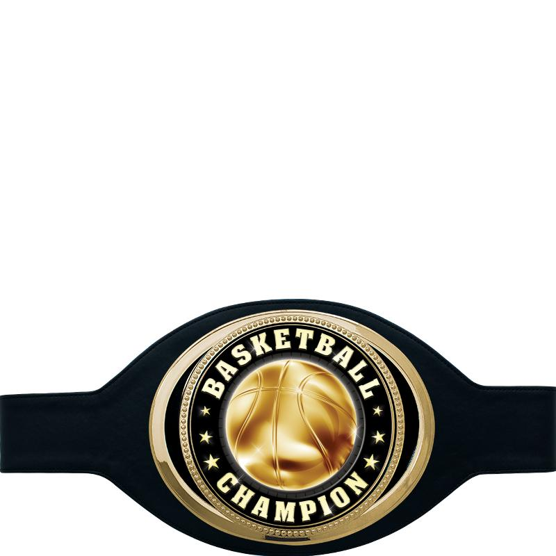 PREMIERE CHAMP BELT BLK GD