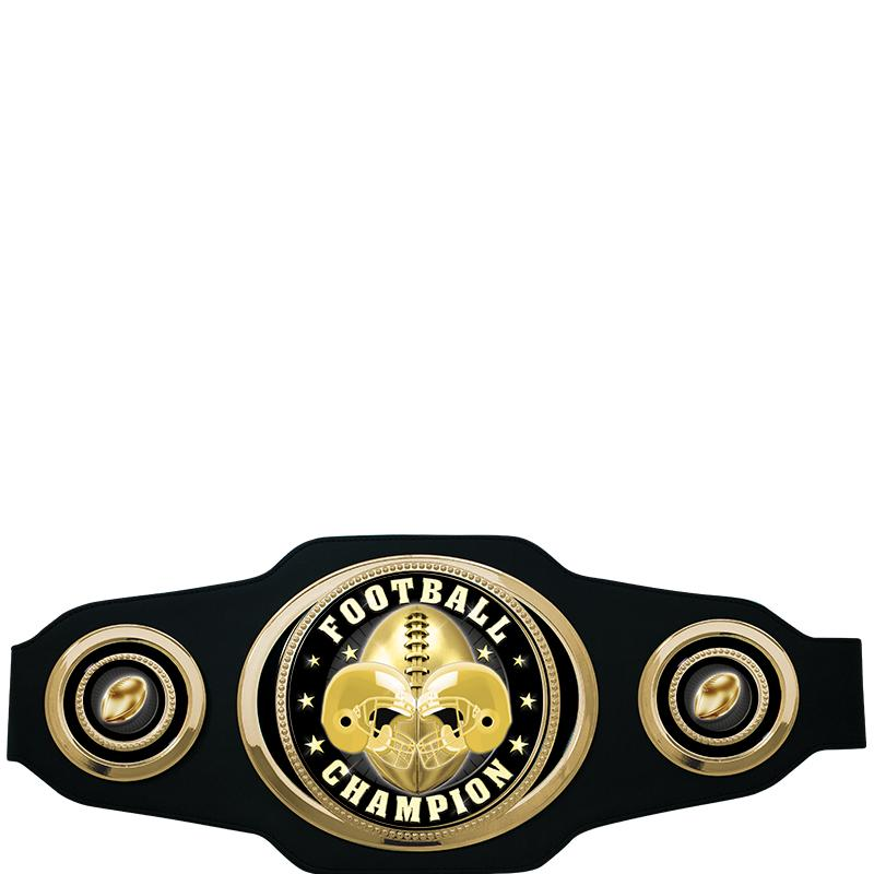 PINNACLE BELT BLACK