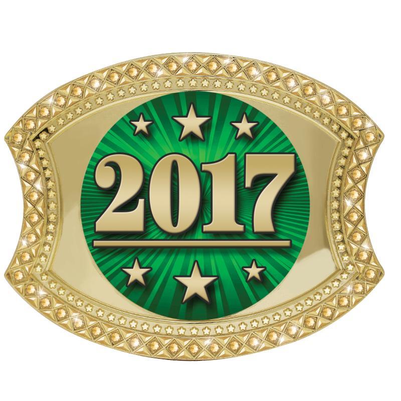 All Sport Metal Belt Buckle