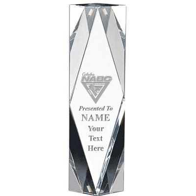 Bass Federation Gemini Crystal Award