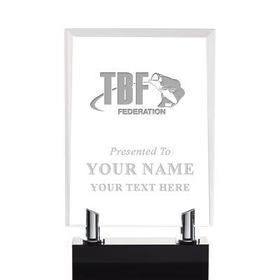 Bass Federation Legacy Crystal Award