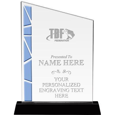 Bass Federation Mosaic Crystal Award
