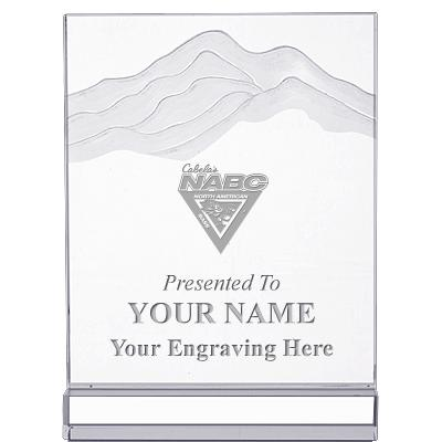 Bass Federation Frosted Mountain Crystal
