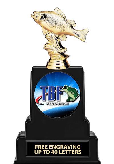 Bass Federation Vintage Base Trophy