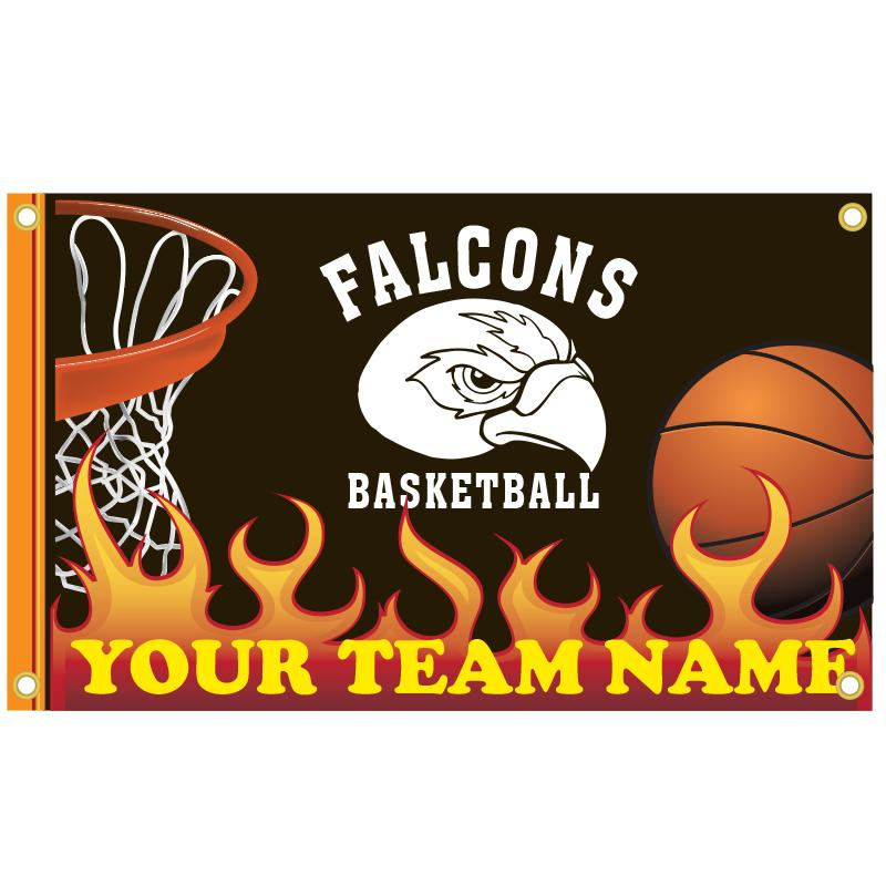 BASKETBALL BANNER TEMPLATE 6