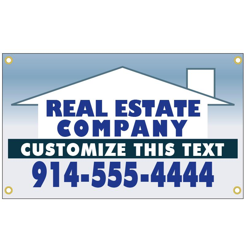 REAL ESTATE BANNER TEMPLATE 3