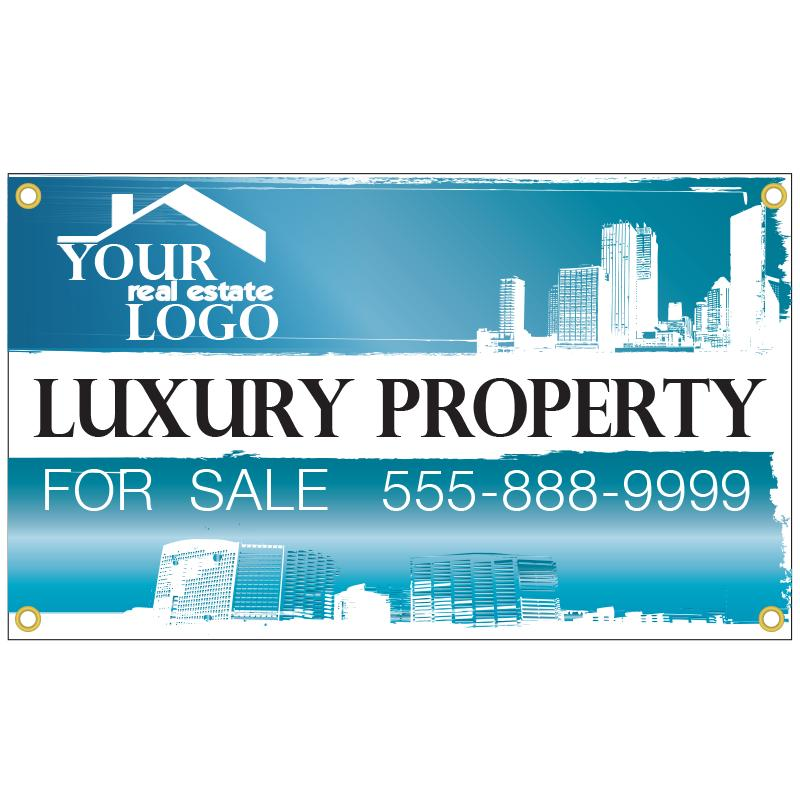 REAL ESTATE BANNER TEMPLATE 5