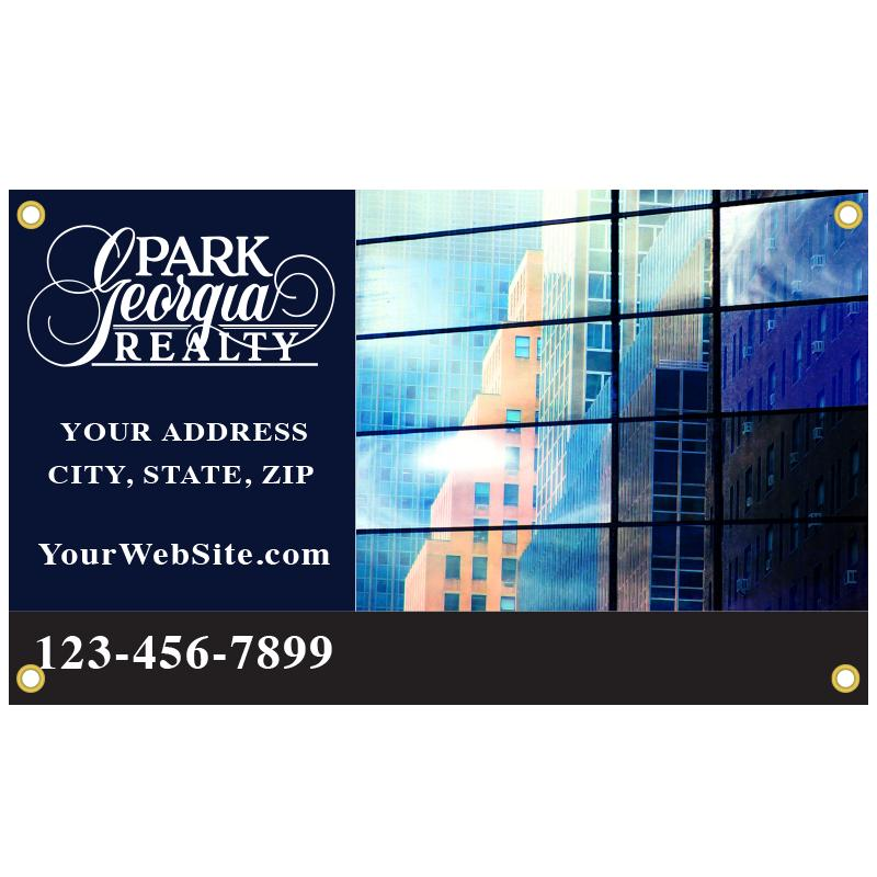 REAL ESTATE BANNER TEMPLATE 6