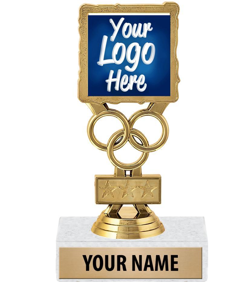 """6"""" Hyperion Custom Holder Trophy"""