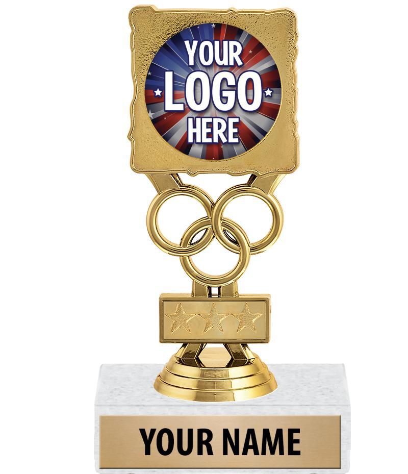 """6"""" Hyperion Custom Insert Trophy"""