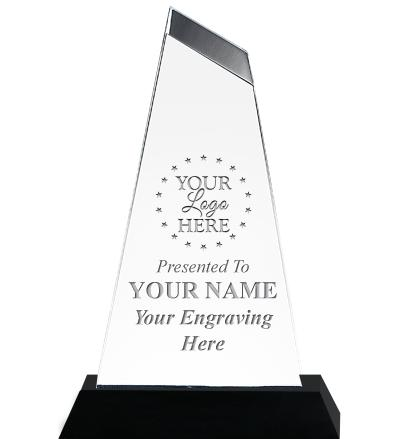 CMN Hospitals Emperor Acrylic Award