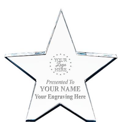 CMN Hospitals Star Acrylics