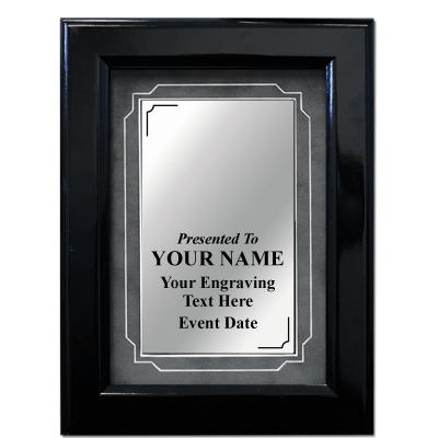 CMN Hospitals Black Gloss Frame Plaque
