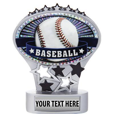 Baseball Cosmo Sculpture