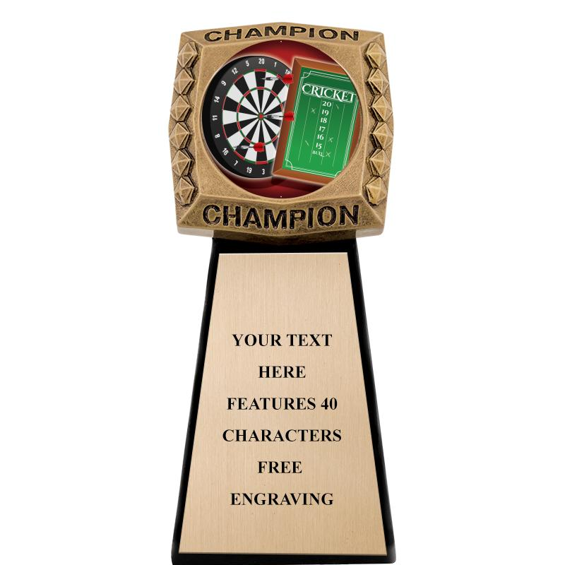 "7"" CHAMPIONSHIP RING INS SCLP"