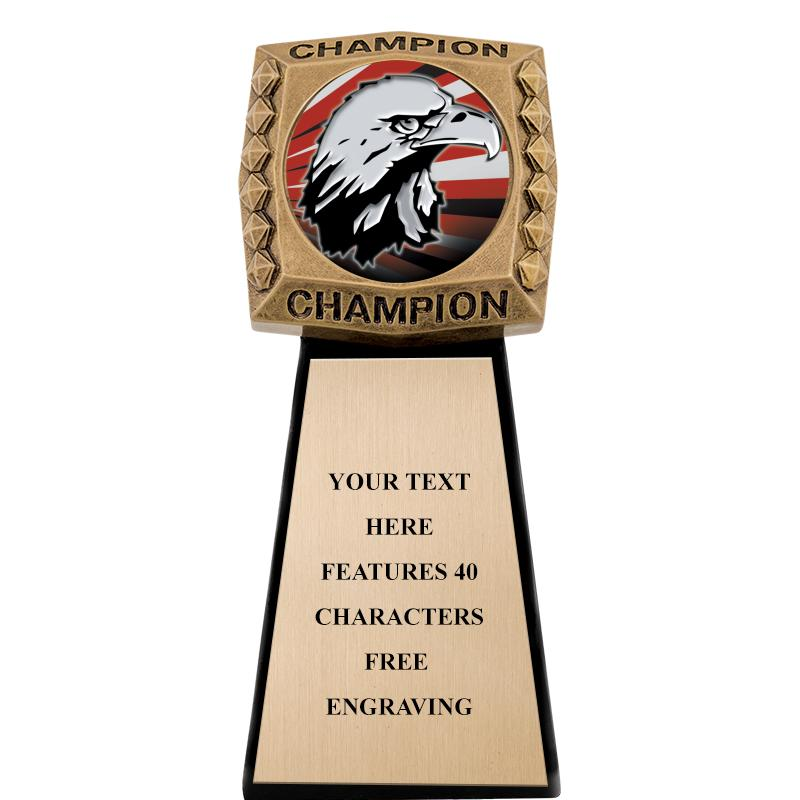 """7"""" CHAMPIONSHIP RING INS SCLP"""