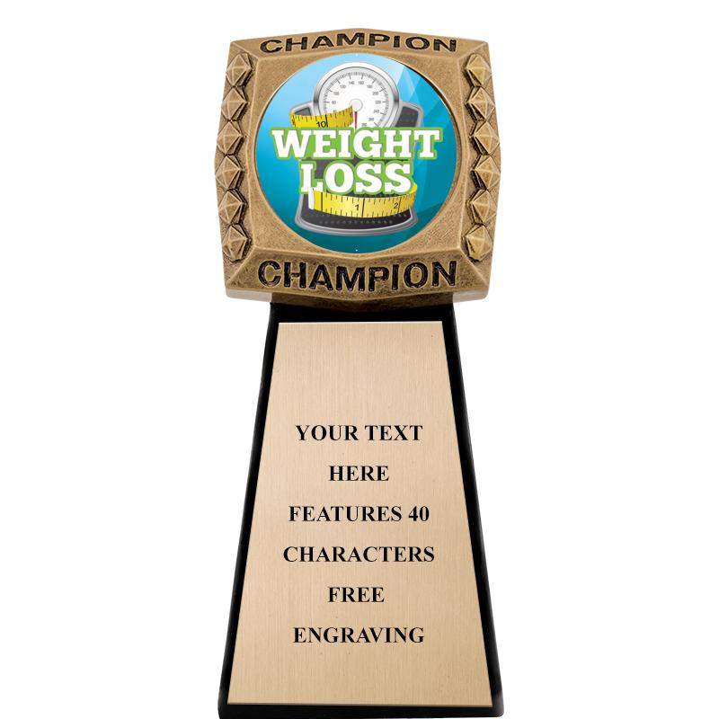 college football playoff trophy weight loss