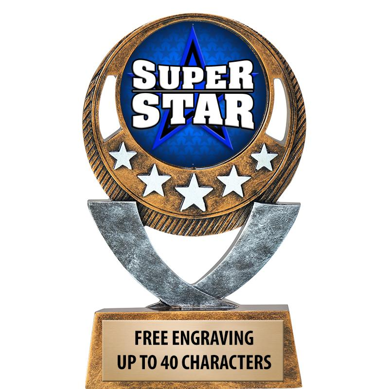 Five Star Insert Sculpture
