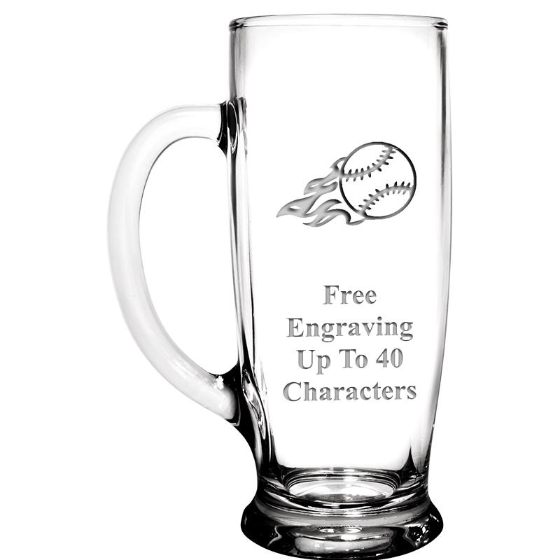 18oz ARTISAN BEER MUG