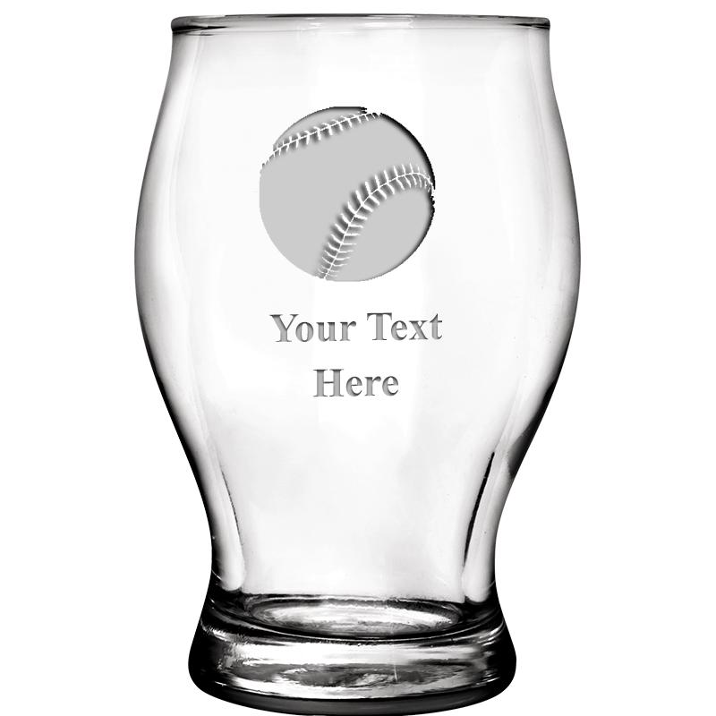 5.75 OZ BEER TASTING GLASS