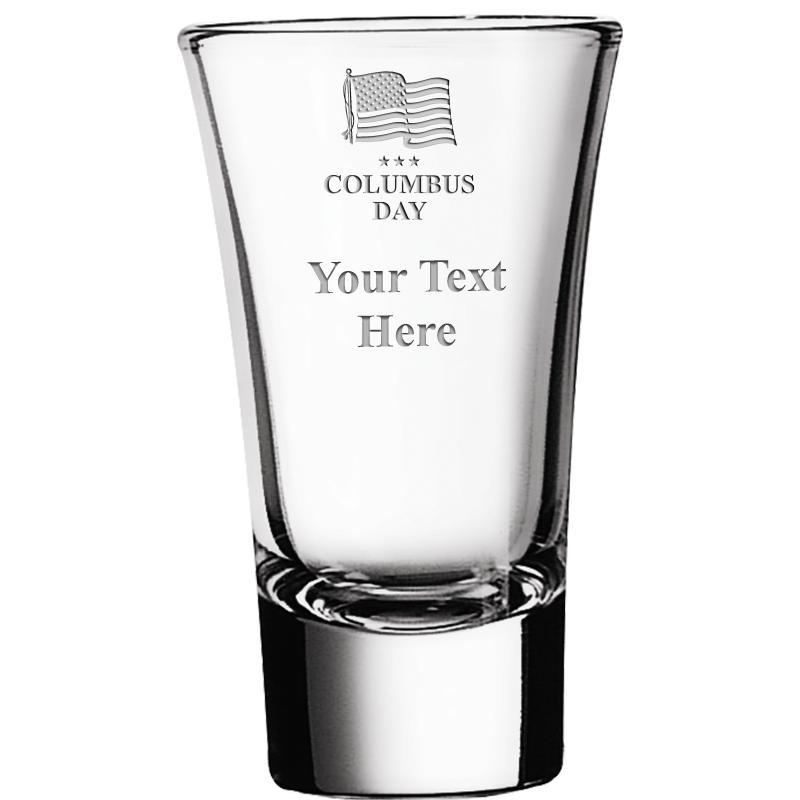 1.7oz SANTORINI SHOT GLASS