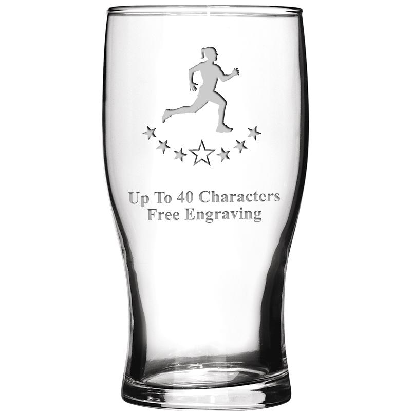 19.5oz SOIREE BEER GLASS