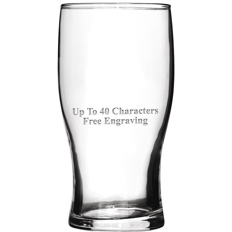 19.5oz SOIREE BEER GLASS
