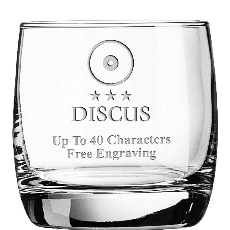 10oz SOIREE ROCK GLASS