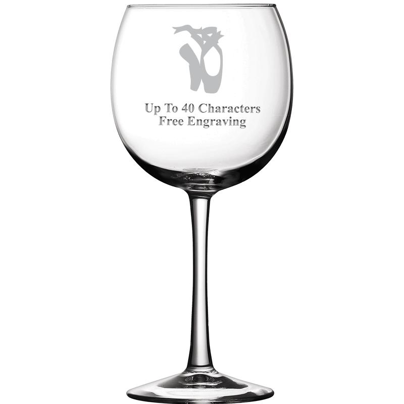 16oz SOIREE RED WINE GLASS
