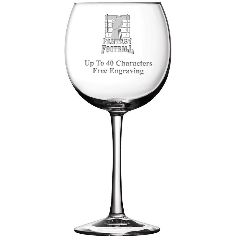 16oz SOIREE RED WINE GLASS