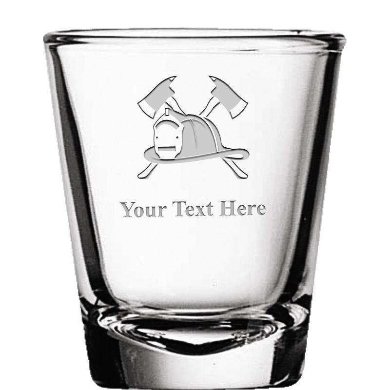 2oz SOIREE SHOT GLASS
