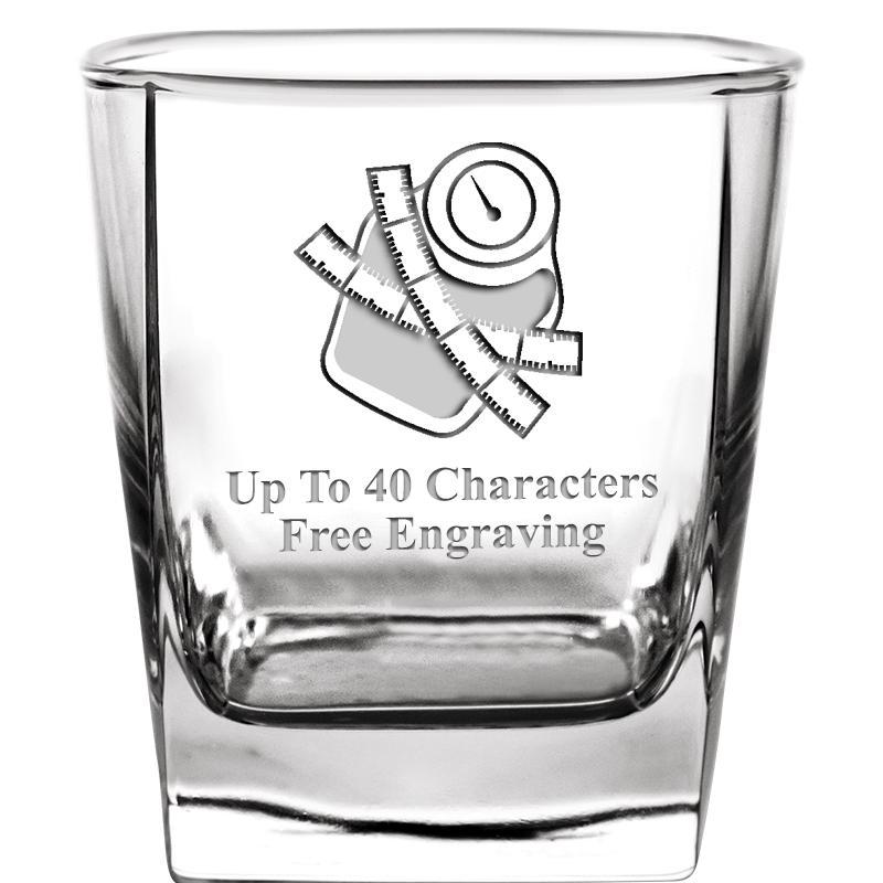 10.5oz SOIREE WHISKEY GLASS