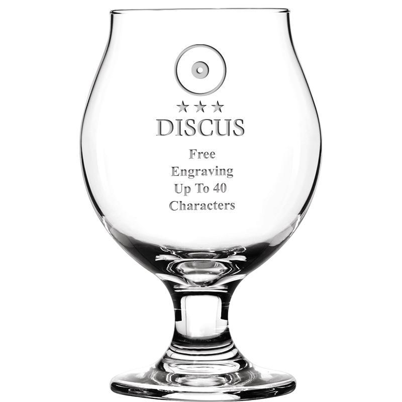13oz SOIREE BRANDY GLASS