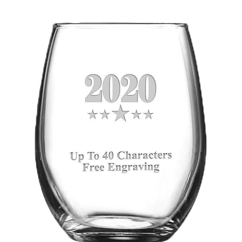 5.25oz SOIREE STEMLESS WINE GL
