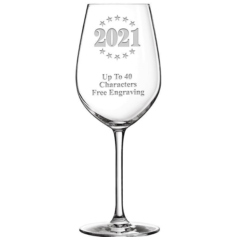 16oz SOIREE WINE STEM GL