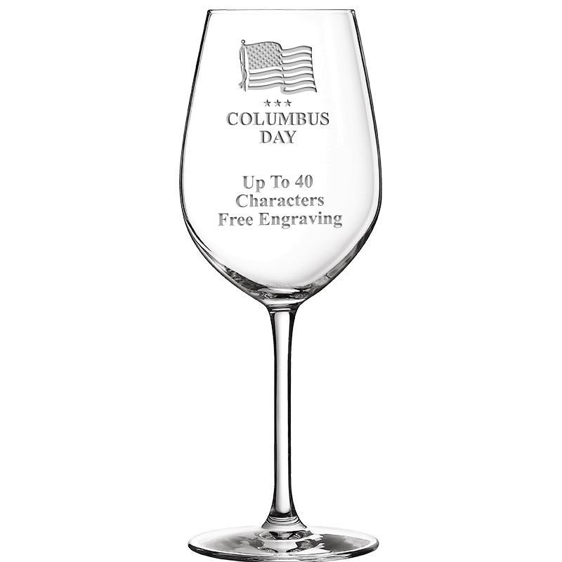 16oz SOIREE WINE STEM GL