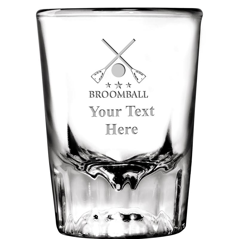 2 OZ TRADITIONALIST SHOT GLASS
