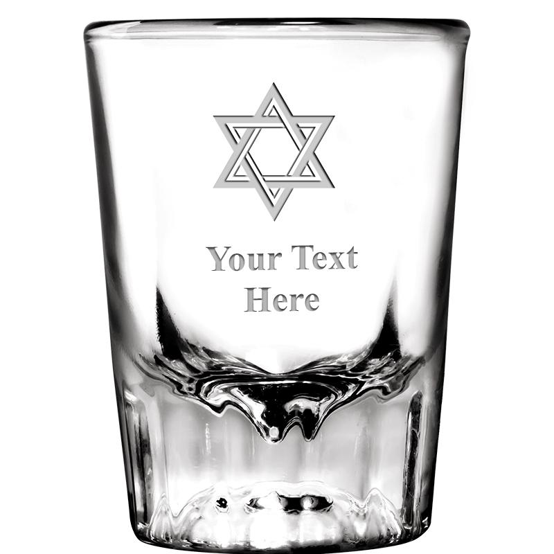 2 OZ TRADITIONALIST SHOT GLASS