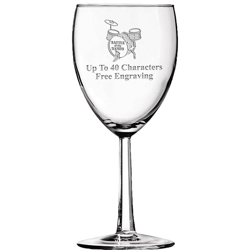 6.5OZ TWINKLE WINE GLASS