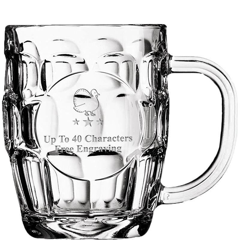 16oz ZURICH BEER MUG