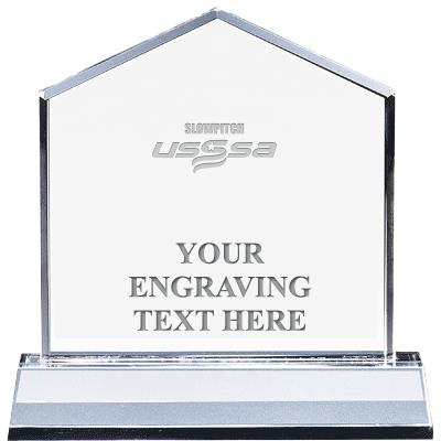 USSSA Crystal Homeplate Awards