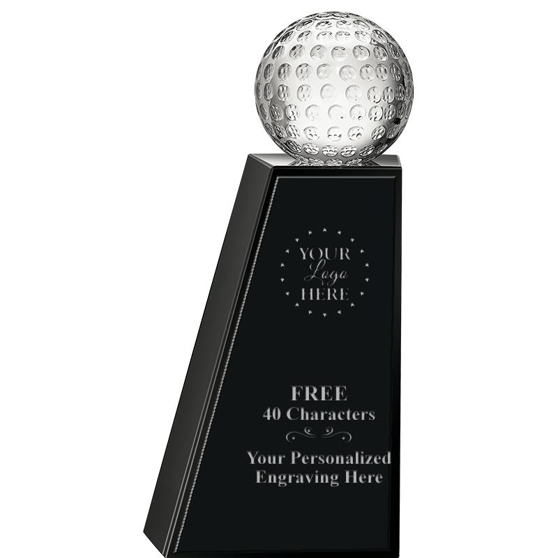Monumental Golf Crystal