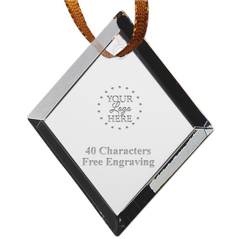 Diamond Crystal Ornament