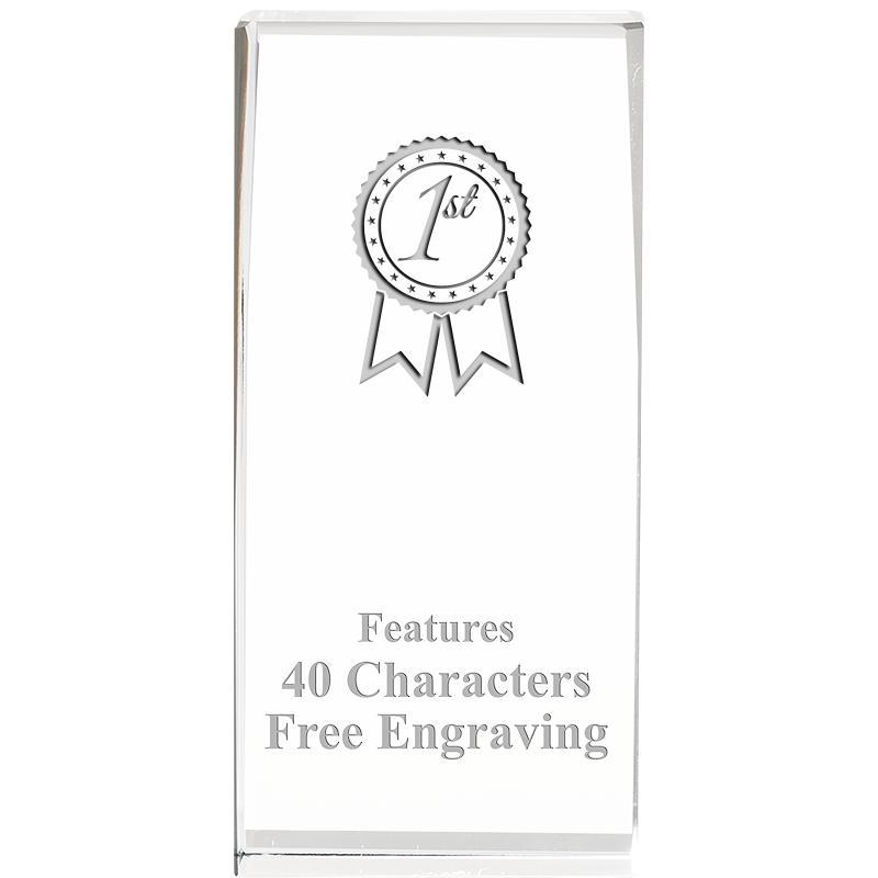 Challenger Crystal Award