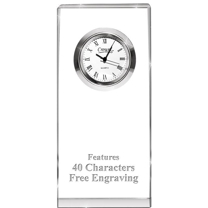Crystal Opti-Clock